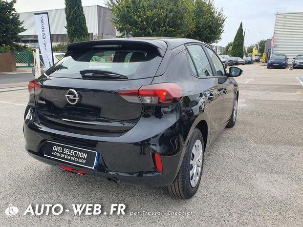 Photo miniature de la Opel Corsa 1.2 75 ch BVM5 Edition 2020 d'occasion