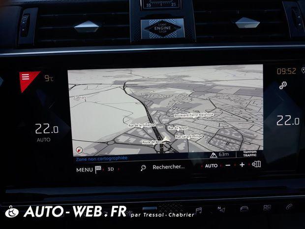 Photo miniature de la DS DS 7 DS7 Crossback PureTech 180 EAT8 Grand Chic 2020 d'occasion