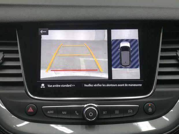 Photo miniature de la Opel Grandland X 1.2 Turbo 130 ch Innovation 2020 d'occasion