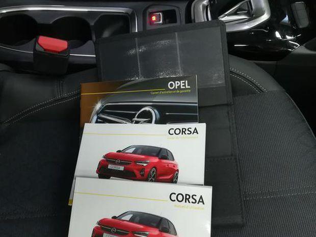 Photo miniature de la Opel Corsa 1.2 Turbo 100 ch BVA8 Elegance 2020 d'occasion