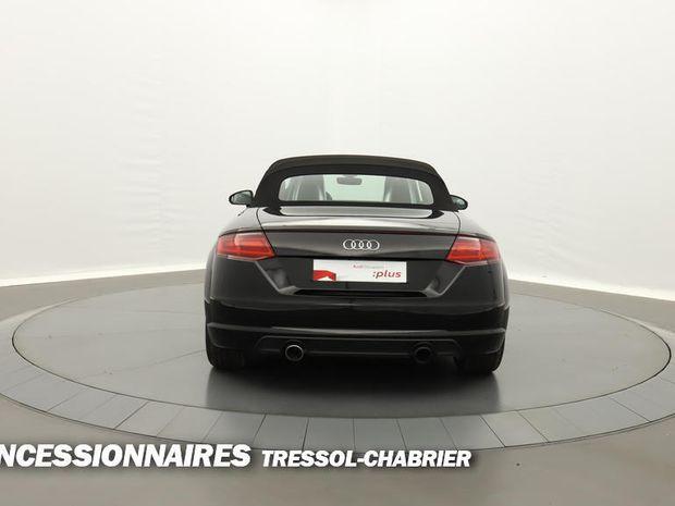 Photo miniature de la Audi TT Roadster 2.0 TFSI 230 Quattro S tronic 6 S line 2017 d'occasion