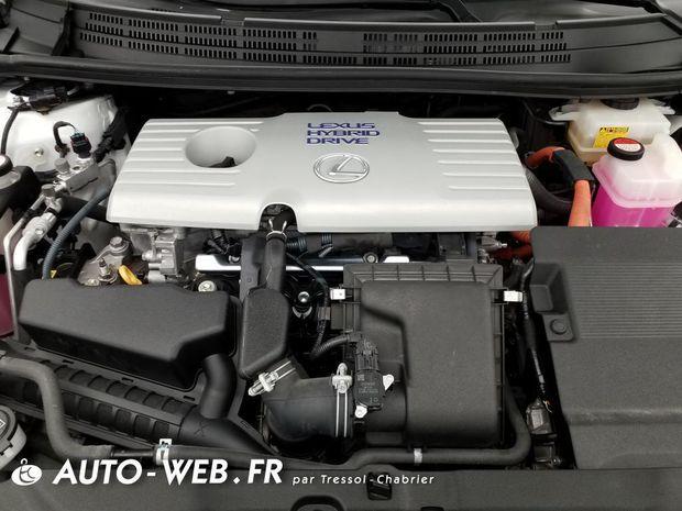 Photo miniature de la Lexus CT 200h Luxe 2016 d'occasion