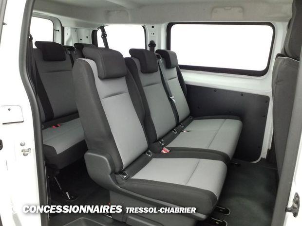 Photo miniature de la Citroën Jumpy M BlueHDi 95 BVM5 Confort 2017 d'occasion