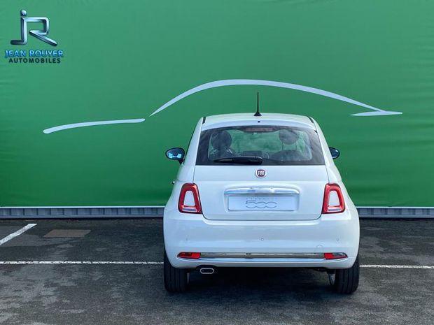 Photo miniature de la Fiat 500 1.2 8v 69ch Eco Pack  Diva 2020 d'occasion
