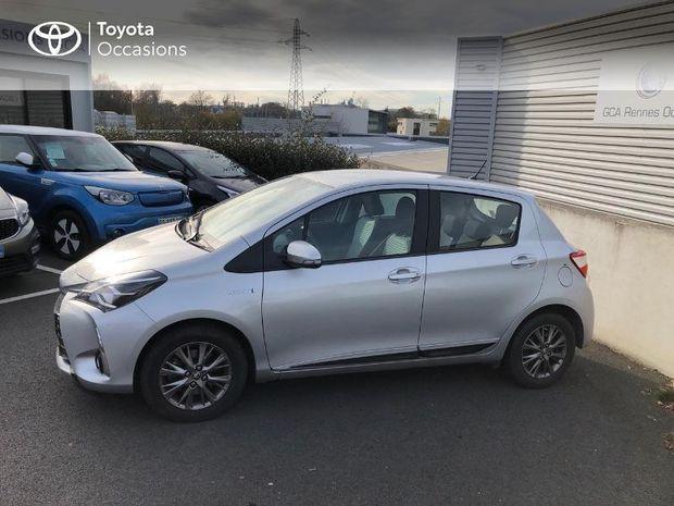 Photo miniature de la Toyota Yaris 100h Dynamic connect 5p 2020 d'occasion