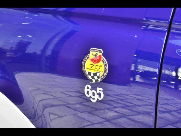 Photo miniature de la Abarth 500 1.4 Turbo T-Jet 180ch 695 70 Anniversario 2020 d'occasion