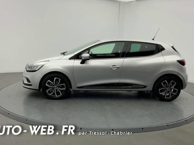 Photo miniature de la Renault Clio dCi 90 Energy Intens EDC 2019 d'occasion