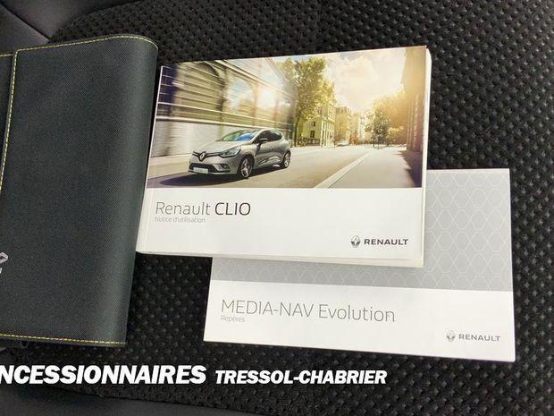 Photo miniature de la Renault Clio dCi 90 Energy Intens 2018 d'occasion