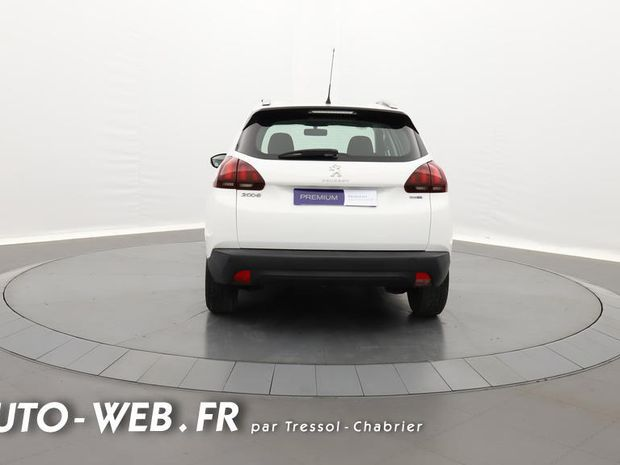 Photo miniature de la Peugeot 2008 1.6 BlueHDi 100ch BVM5 Active 2017 d'occasion