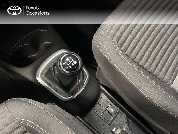 Photo miniature de la Toyota Yaris 70 VVT-i France Connect 5p RC19 2020 d'occasion