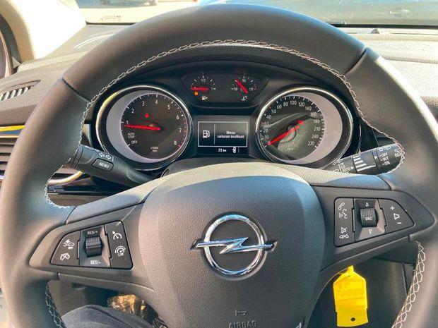Photo miniature de la Opel Astra Sports Tourer 1.2 Turbo 130ch Elegance 7cv 2020 d'occasion