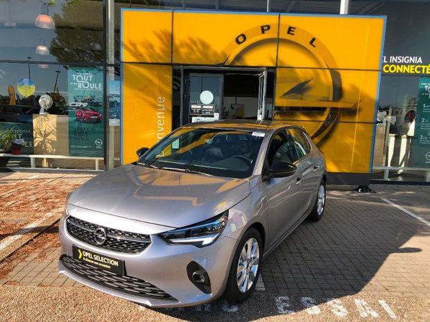 Photo miniature de la Opel Corsa 1.2 Turbo 100ch Elegance BVA 2020 d'occasion