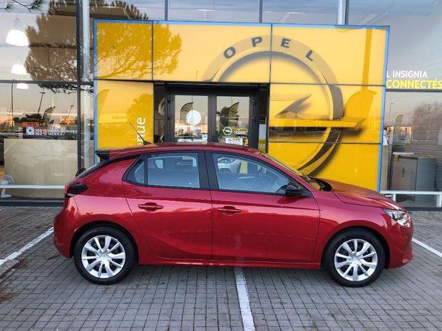 Photo miniature de la Opel Corsa 1.2 Turbo 100ch Edition BVA 2020 d'occasion