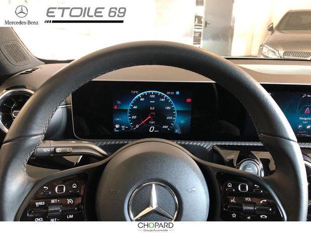 Photo miniature de la Mercedes Classe A 180 136ch Style Line 2019 d'occasion