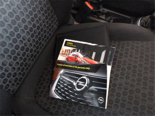 Photo miniature de la Opel Corsa 1.4 90 CH 2016 d'occasion