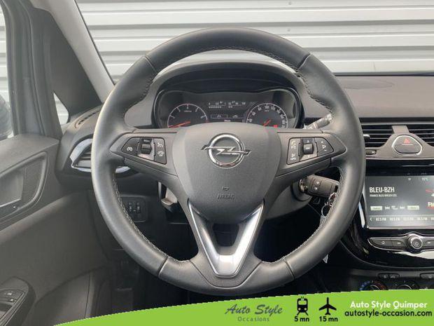 Photo miniature de la Opel Corsa 1.4 Turbo 100ch Design 120 ans Start/Stop 5p 2019 d'occasion