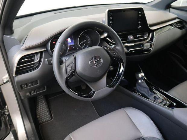 Photo miniature de la Toyota C-HR 184h Distinctive 2WD E-CVT MC19 2020 d'occasion