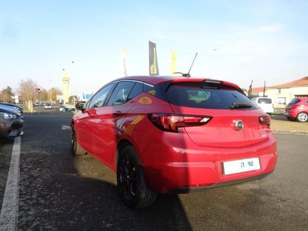 Photo miniature de la Opel Astra 1.4 Turbo 145ch Elegance CVT 2020 d'occasion