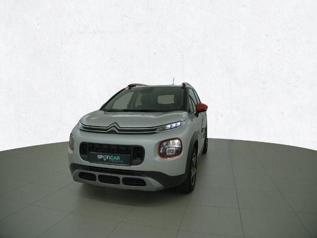 Photo miniature de la Citroën C3 Aircross BlueHDi 120ch S&S Feel 2018 d'occasion