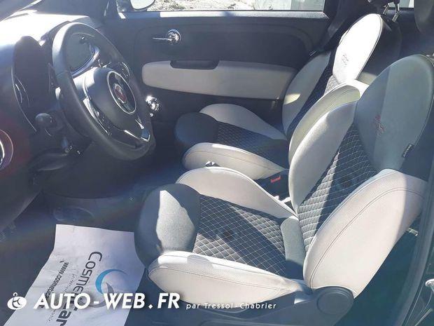 Photo miniature de la Fiat 500 1.2 69 ch Eco Pack S/S Star 2019 d'occasion