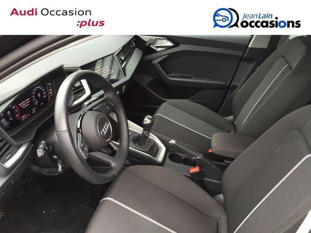 Photo miniature de la Audi A1 Sportback 30 TFSI 116 ch BVM6 2020 d'occasion