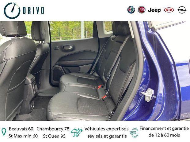 Photo miniature de la Jeep Compass 1.3 GSE T4 190ch Limited 4xe PHEV AT6 2020 d'occasion