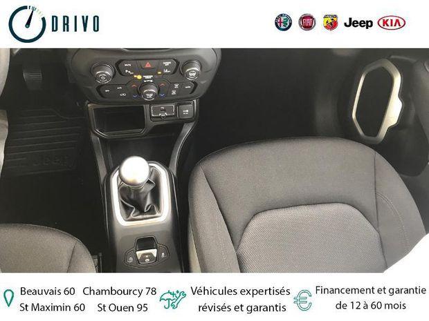 Photo miniature de la Jeep Renegade 1.0 GSE T3 120ch Quicksilver Winter Edition MY20 2020 d'occasion