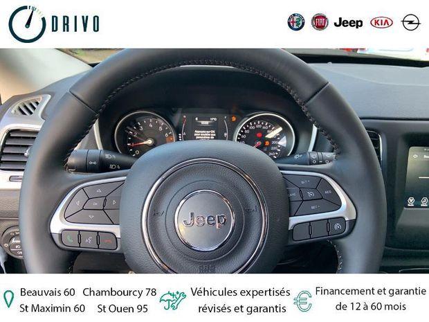 Photo miniature de la Jeep Compass 1.4 MultiAir II 140ch Longitude 4x2 Euro6d-T 2020 d'occasion