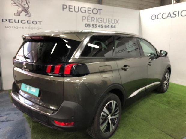 Photo miniature de la Peugeot 5008 1.5 BlueHDi 130ch S&S Allure EAT8 2020 d'occasion
