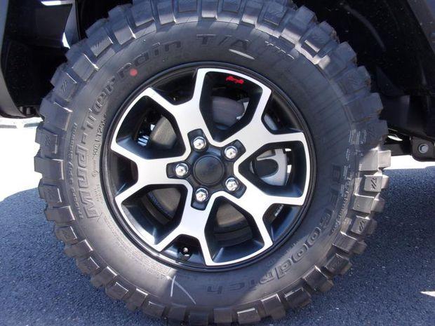 Photo miniature de la Jeep Wrangler 2.0 T 272ch Rubicon Rock-Trac BVA8 2020 d'occasion