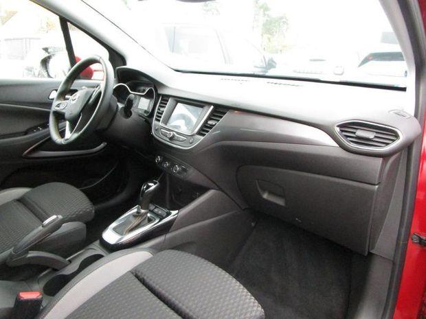Photo miniature de la Opel Crossland X 1.2 Turbo 130ch Elegance BVA Euro 6d-T 2020 d'occasion