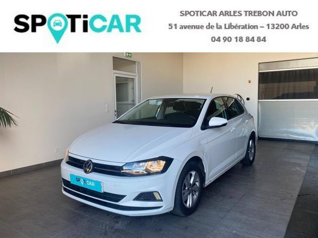 Photo miniature de la Volkswagen Polo 1.0 TSI 95ch Confortline DSG7 2018 d'occasion