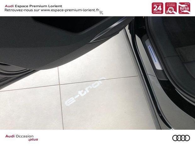 Photo miniature de la Audi E-tron Sportback 50 230ch Avus Extended e-quattro 2020 d'occasion