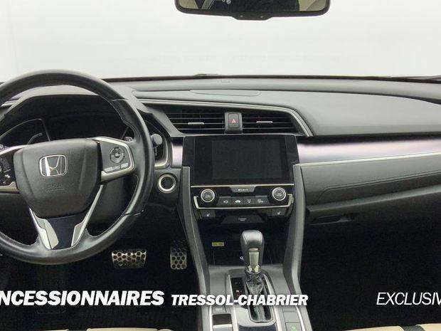 Photo miniature de la Honda Civic 1.5 i-VTEC 182 Exclusive CVT 2018 d'occasion