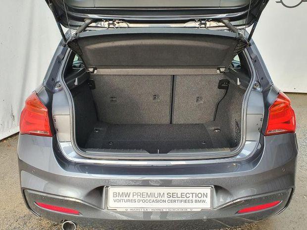 Photo miniature de la BMW Serie 1 116i 109ch M Sport 3p 2017 d'occasion