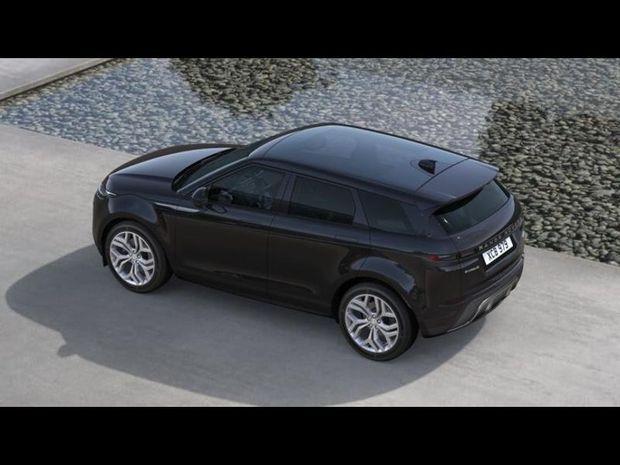 Photo miniature de la Land Rover Range Rover Evoque Evoque 2.0 P 200ch S AWD BVA 2020 d'occasion