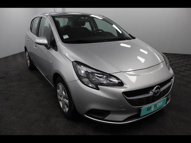 Photo miniature de la Opel Corsa 1.3 CDTI 75ch Edition 5p 2017 d'occasion