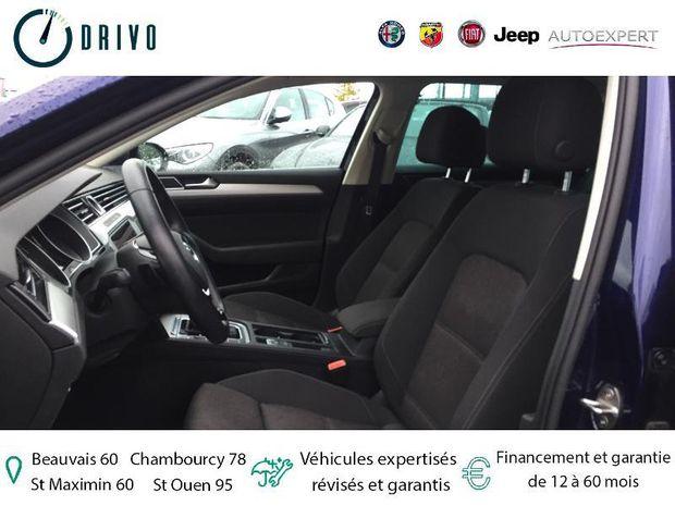 Photo miniature de la Volkswagen Passat SW 1.5 TSI EVO 150ch Confortline DSG7 2019 d'occasion