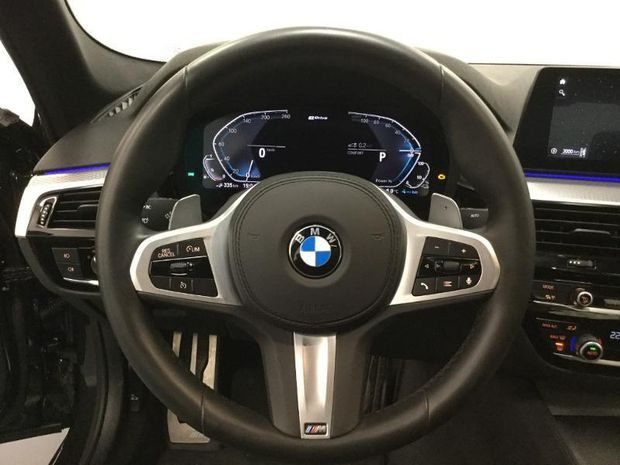 Photo miniature de la BMW Serie 5 530eA 252ch M Sport Steptronic Euro6d-T 36g 2020 d'occasion