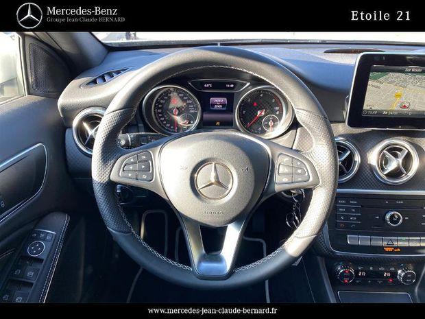 Photo miniature de la Mercedes Classe A 180 d Sensation 2017 d'occasion