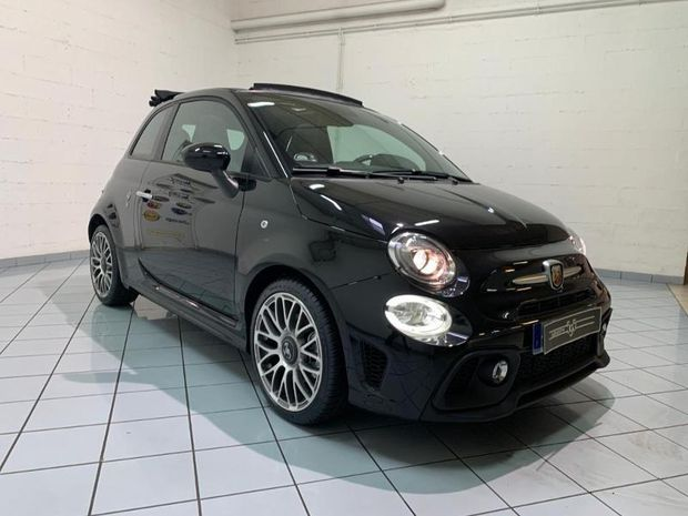 Photo miniature de la Abarth 500 C 1.4 Turbo T-Jet 145ch 595 MY19 2020 d'occasion