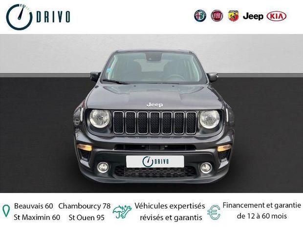 Photo miniature de la Jeep Renegade 1.6 MultiJet 120ch Business MY20 2020 d'occasion
