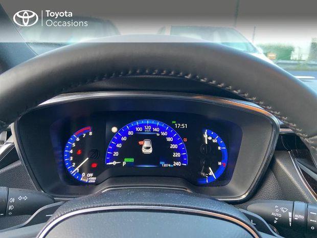 Photo miniature de la Toyota Corolla 184h Dynamic Business 2020 d'occasion