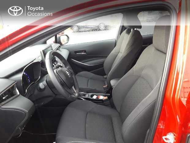 Photo miniature de la Toyota Corolla 122h Design MY20 2020 d'occasion
