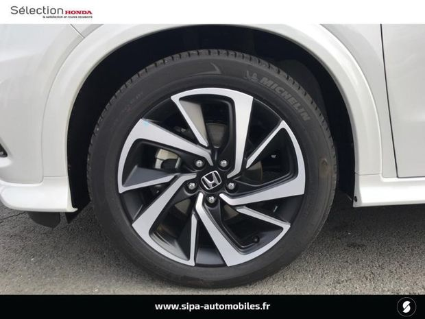 Photo miniature de la Honda HR-V 1.5 i-VTEC 130ch Exclusive CVT 2020 d'occasion