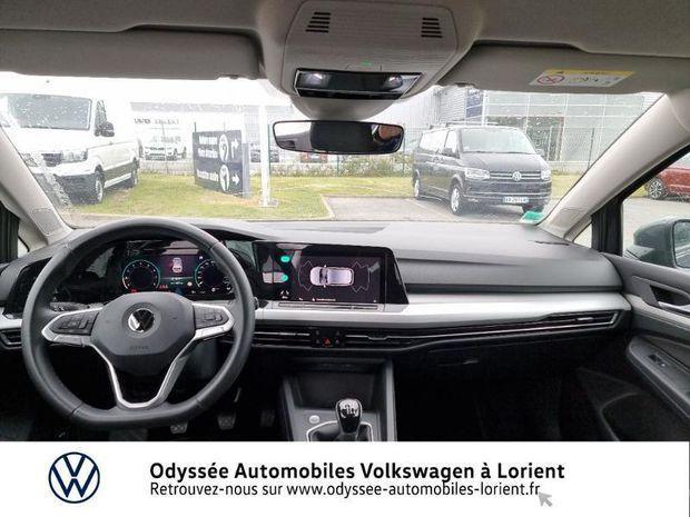Photo miniature de la Volkswagen Golf 1.4 eHybrid OPF 204ch Style 1st DSG6 2020 d'occasion
