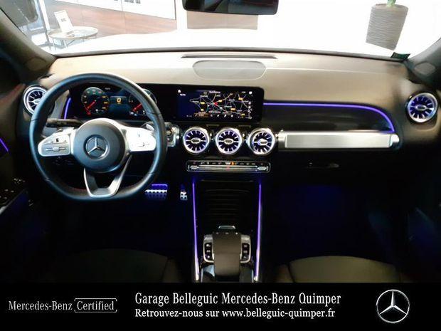 Photo miniature de la Mercedes GLB 220d 190ch AMG Line 4Matic 8G-DCT 2020 d'occasion