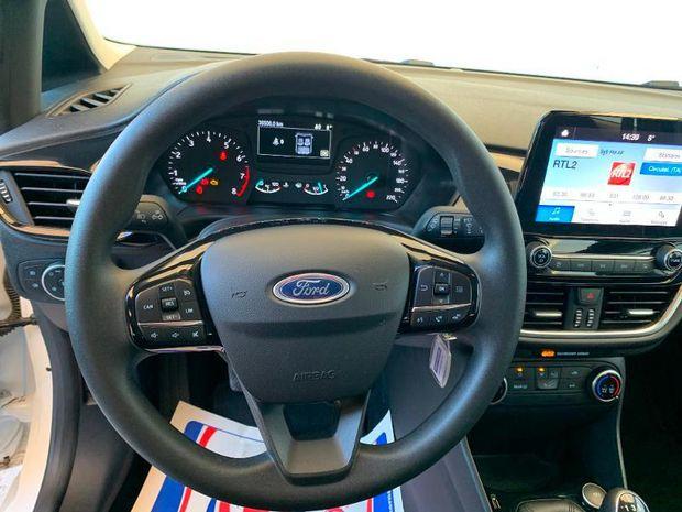 Photo miniature de la Ford Fiesta 1.1 70ch Trend 5p Euro6.2 2018 d'occasion