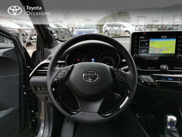 Photo miniature de la Toyota C-HR 184h Distinctive 2WD E-CVT MY20 2020 d'occasion