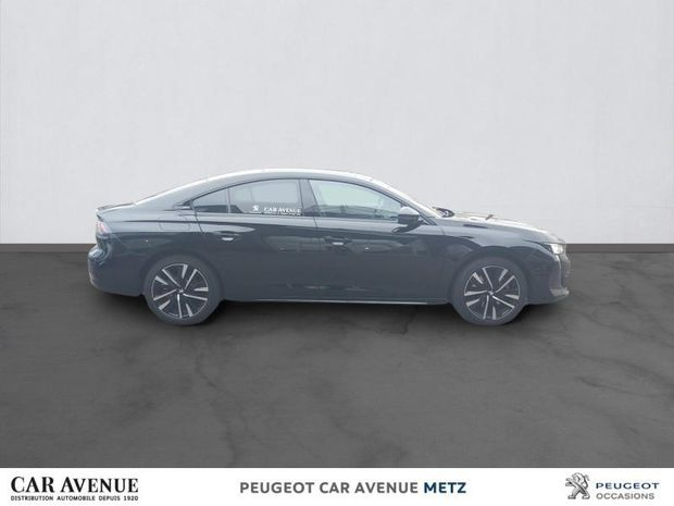 Photo miniature de la Peugeot 508 HYBRID 225ch GT e-EAT8 2020 d'occasion